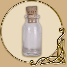 LARP Accessories - Small Potion Bottle